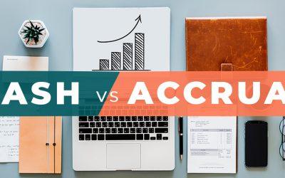 Cash v/s Accrual Accounting