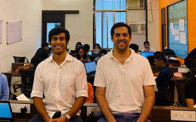Bootstrapped with just Rs 5,000, this startup by childhood friends makes accounting easy and automated for small businesses