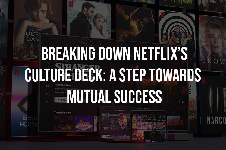 netflix cultural deck