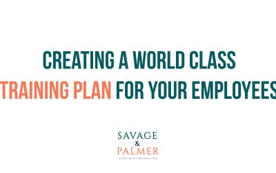 What It Takes To Build A World-Class Employee Training Plan