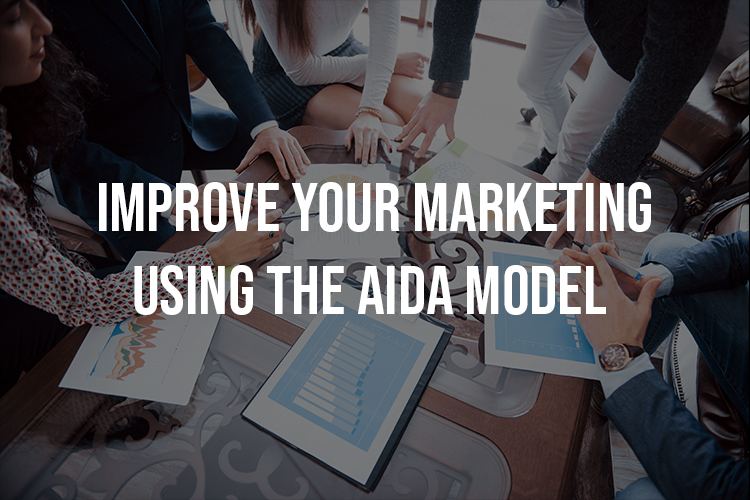improve your marketing with AIDA Model