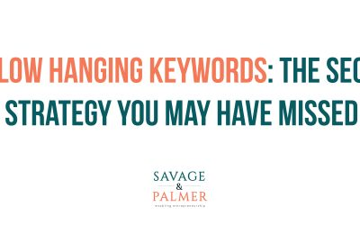 Low Hanging Keywords: The SEO Strategy You May Have Missed